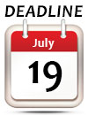 July 19 Deadline