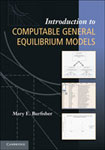 Cover image for Computable General Equilibrium Models